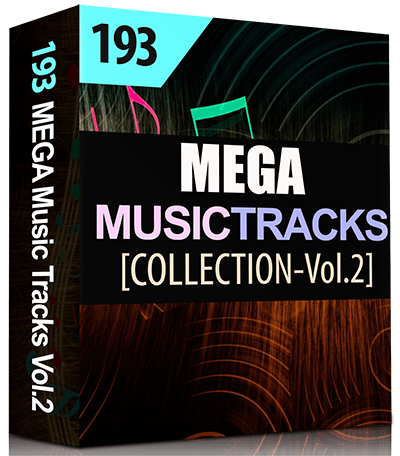 193 Mega Music Tracks-Collection Vol.1
