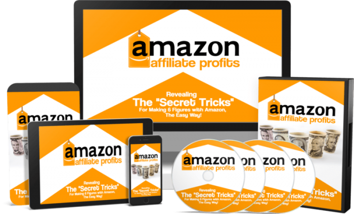 Amazon-Afffiliate Profits-Bundle
