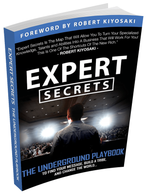 Expert-Secrets - The Underground Playbook