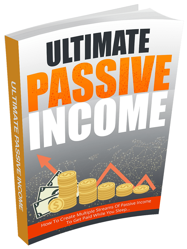 Ultimate-Passive-Income - Homebased Business Opportunity