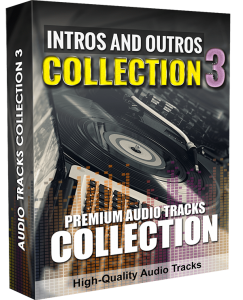 Intros and Outros Audio Tracks Collection 3
