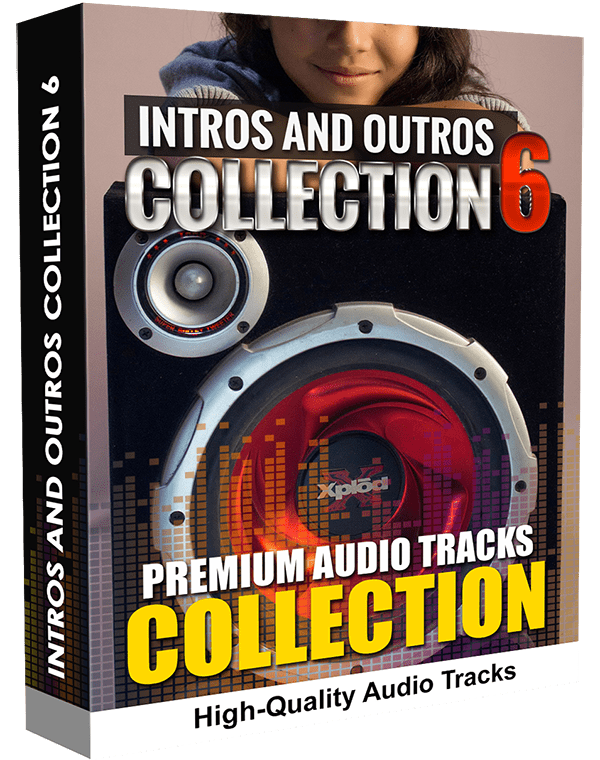 Intros and Outros Collection 6