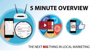 Mywifinetwork - 5 Minute Oveview, The next Big Thing for Local Marketing