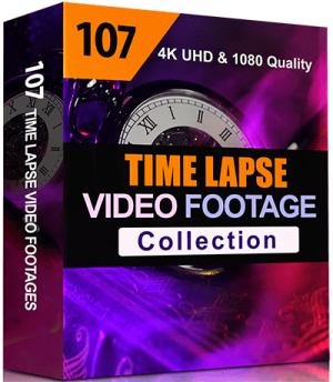 107 TimeLapse Video Footages_1080HD and4KUHD