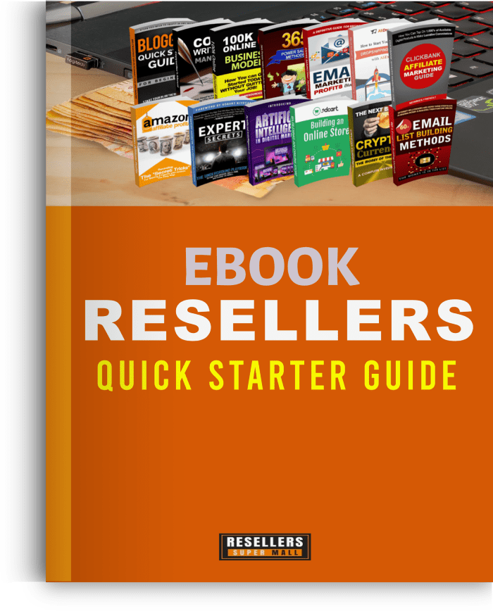 eBook Resellers Quick Starter Guide